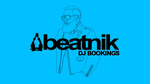 Beatnik Bookings Banner